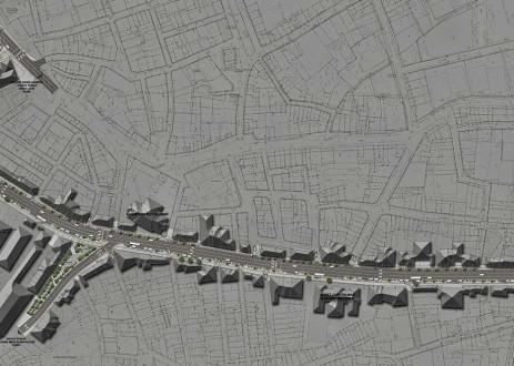 Beyoğlu Bahariye Caddesi Düzeltilmesi