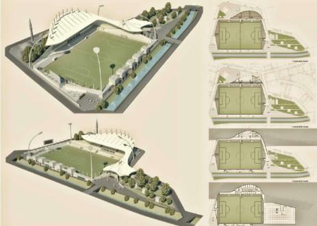 Antakya Stadyum Projesi