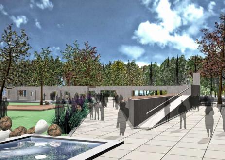Eyüp Osmanlı Parkı Düzenleme