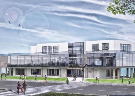Hatay Büyükşehir Belediyesi Altınözü Hizmet Binası, Kültür Merkezi ve Spor Kompleksi