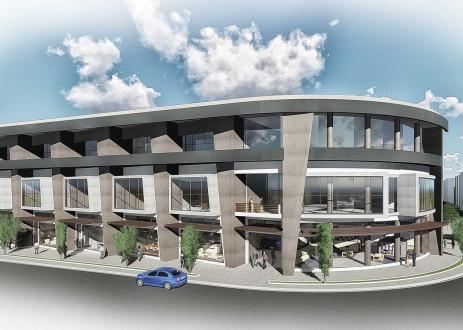 Hatay Büyükşehir Belediyesi Emek Mahallesi Semt Pazarı Kompleksi