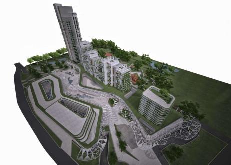 Bhosari Vision Square